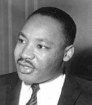 Reverend Martin Luther King